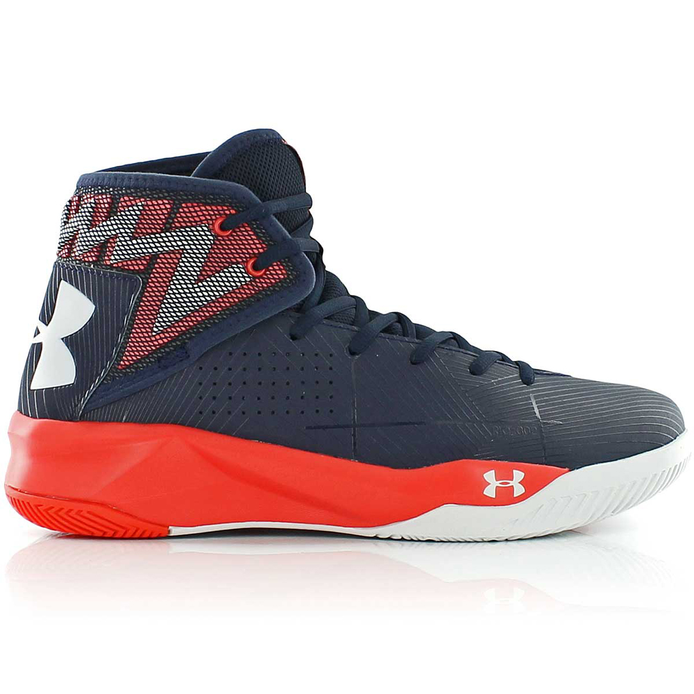 lowest price 4e966 b629c The Under Armour Rocket 2 - WearTesters