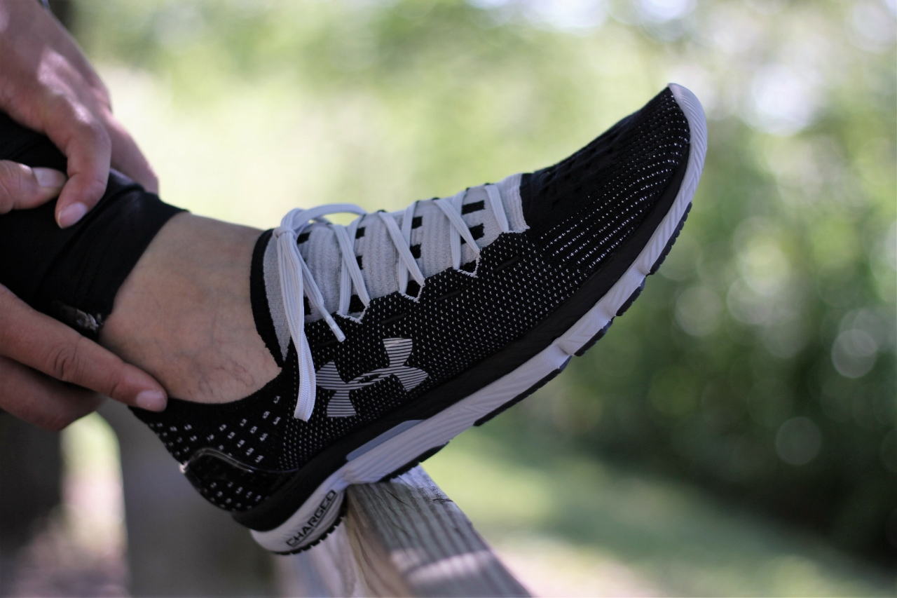 Under Armour SpeedForm Slingshot and UA RUN Collection 1