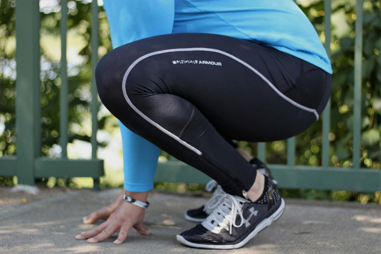 Under Armour SpeedForm Slingshot and UA RUN Collection 8