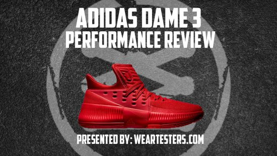 adidas dame 3 performance review