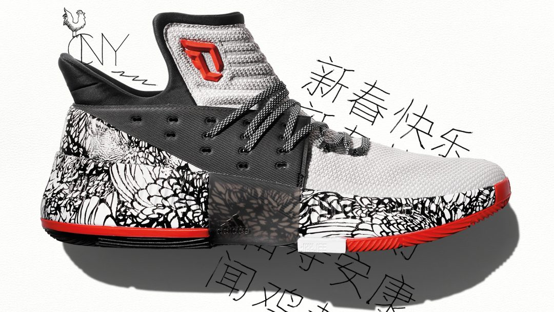 adidas Dame 3 chinese new year 6