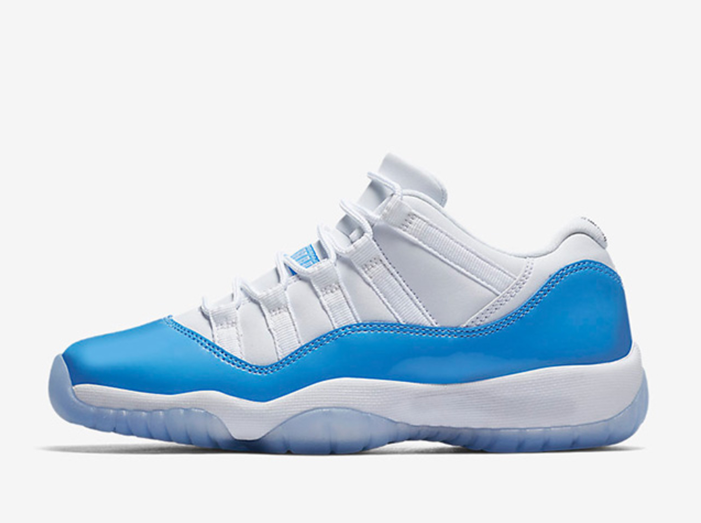 best sneakers c5243 cd467 Two Jordan 11 Retro Lows for 2017 - University Blue and ...