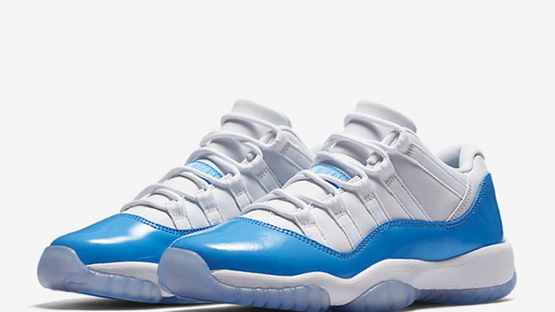 air jordan 11 retro low university blue summer 2017 2
