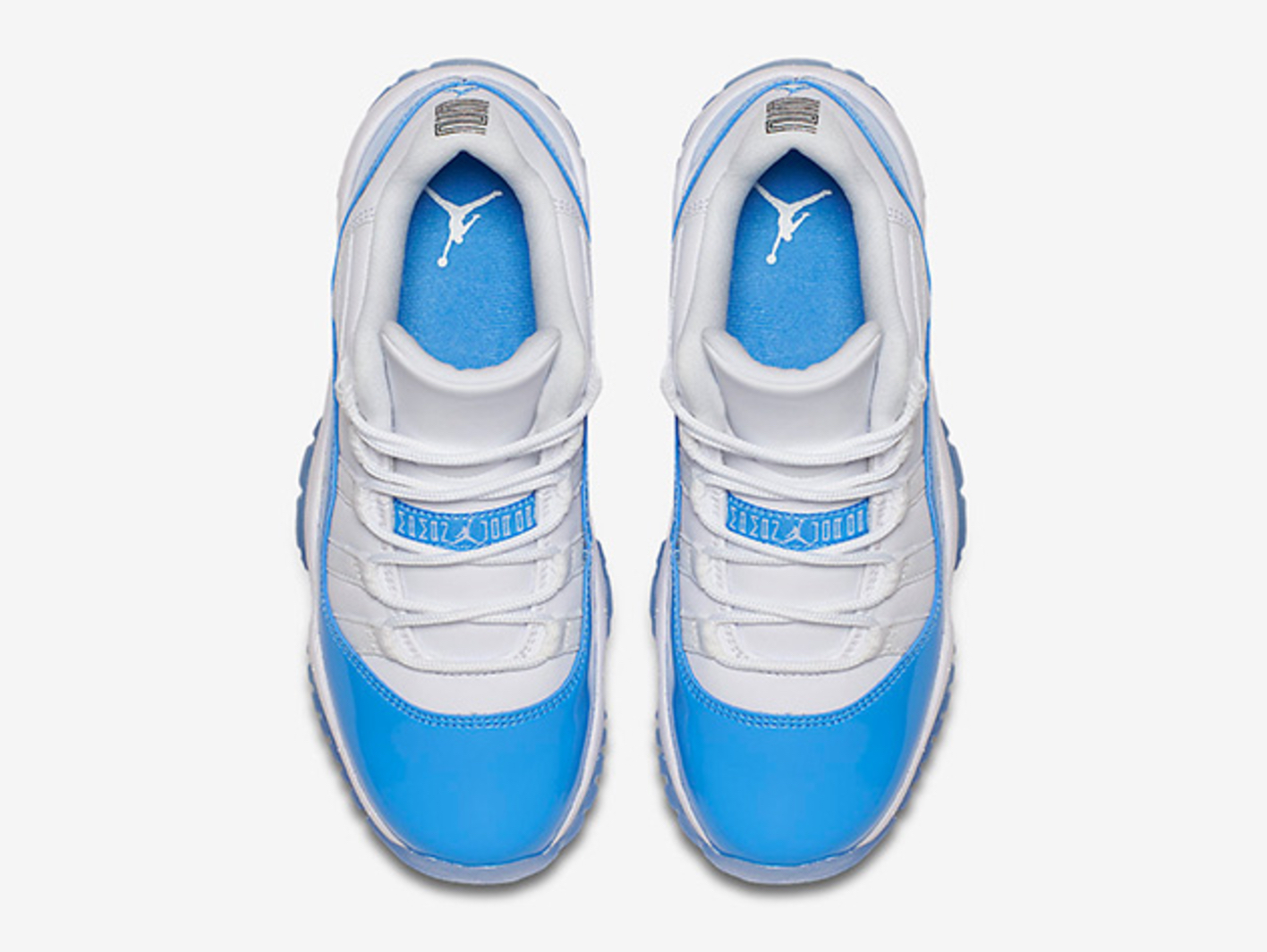 ce603b8cfbcb ... czech air jordan 11 retro low university blue summer 2017 3 af3b4 21375