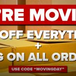 Deals: City Gear Moving Sale – 50% Off Everything