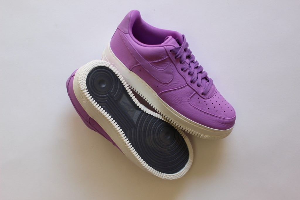 taille 40 29a4c f7623 These NikeLab Air Force 1 Lows Get Lunarlon and Zoom ...