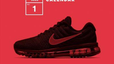 sneakersnstuff advent calendar 1
