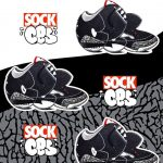 Legendary Graffiti Artist CES Launches SockCes, His Art on Socks