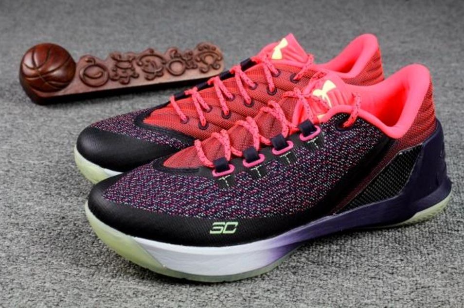 under armour curry 3 low 12