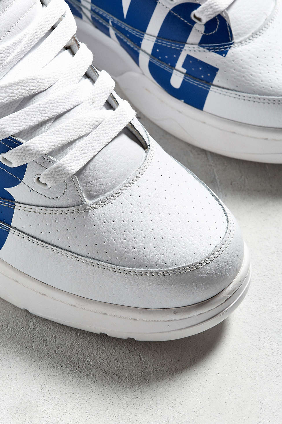 urban outfitters x ewing 33 hi NYC white royal 1
