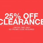 Deals: 25% Off Clearance at Villa