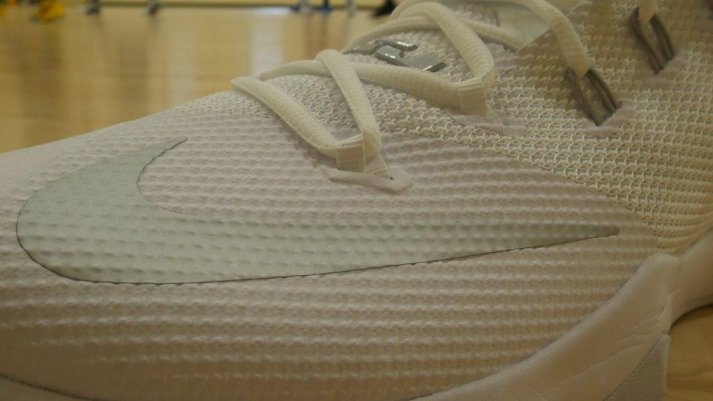 Nike Ambassador 9 - Materials