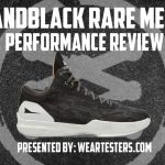 Brandblack Rare Metal Performance Review | NYJumpman23