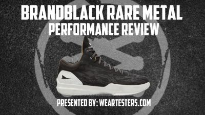 BrandBlack Rare Metal Performance Review - NYJ23