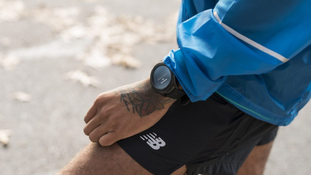 New Balance RunIQ wearable device 458388