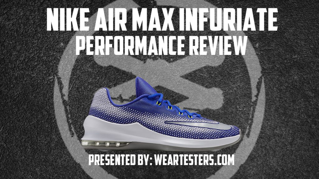 Nike Air Performance Review Max Weartesters Infuriate rdxtshCQ
