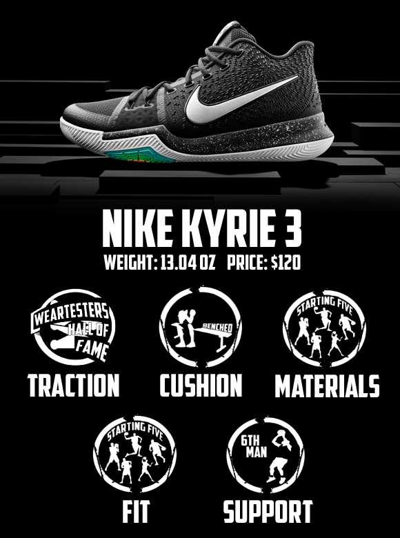 kyrie 3 worth