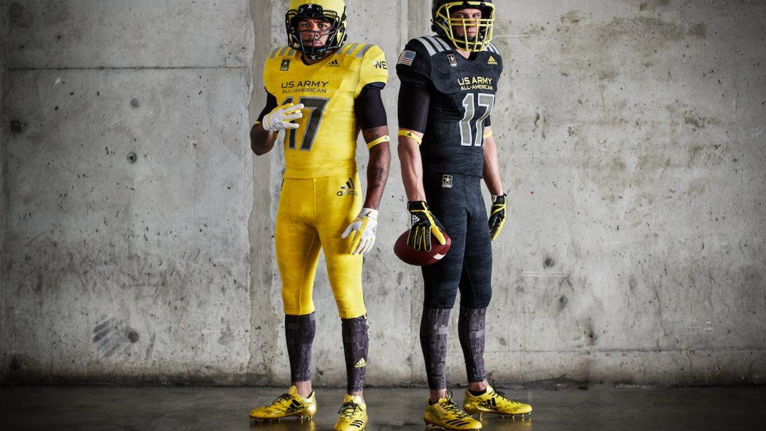 adidas 2017 U.S. Army All-American Bowl Uniforms 458415