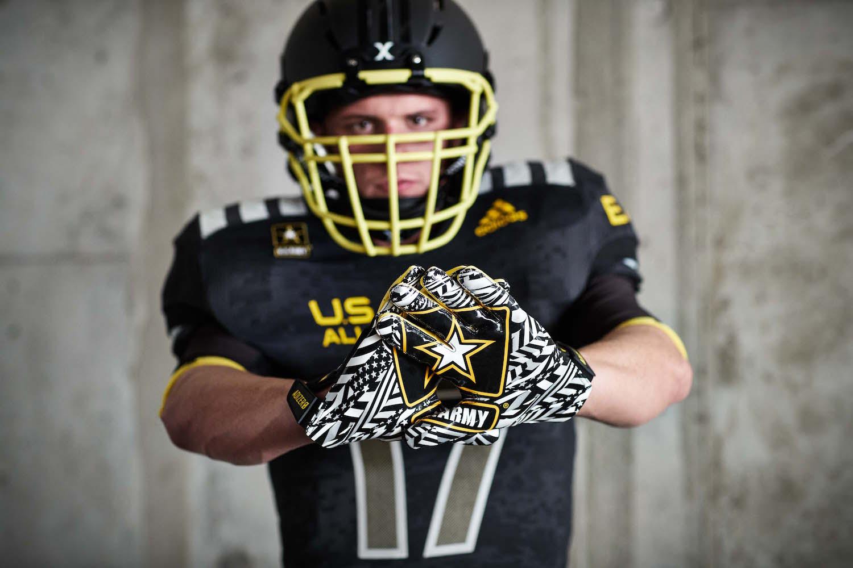 adidas 2017 U.S. Army All-American Bowl Uniforms 458432