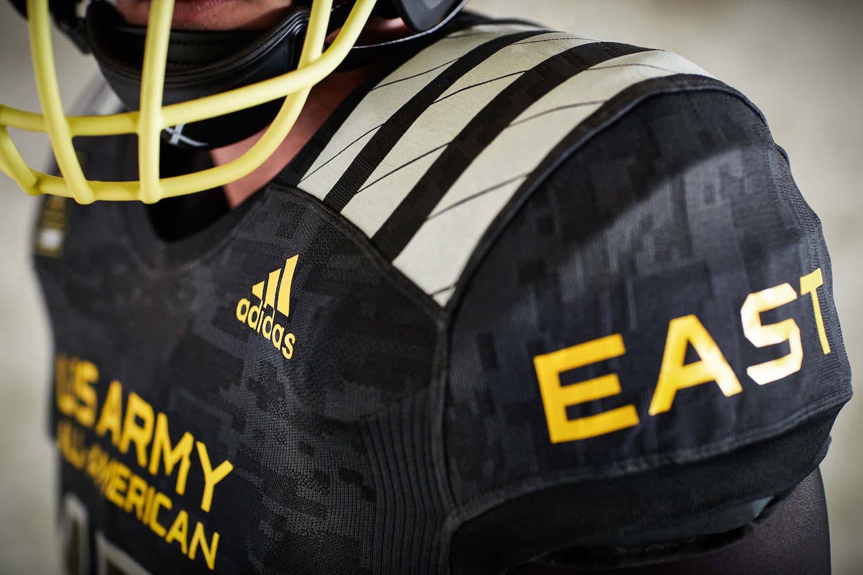 adidas 2017 U.S. Army All-American Bowl Uniforms 458436