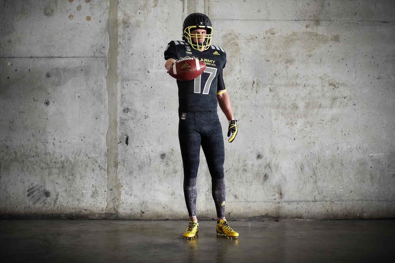 adidas 2017 U.S. Army All-American Bowl Uniforms 458437