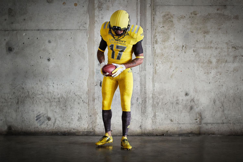 adidas 2017 U.S. Army All-American Bowl Uniforms 458459