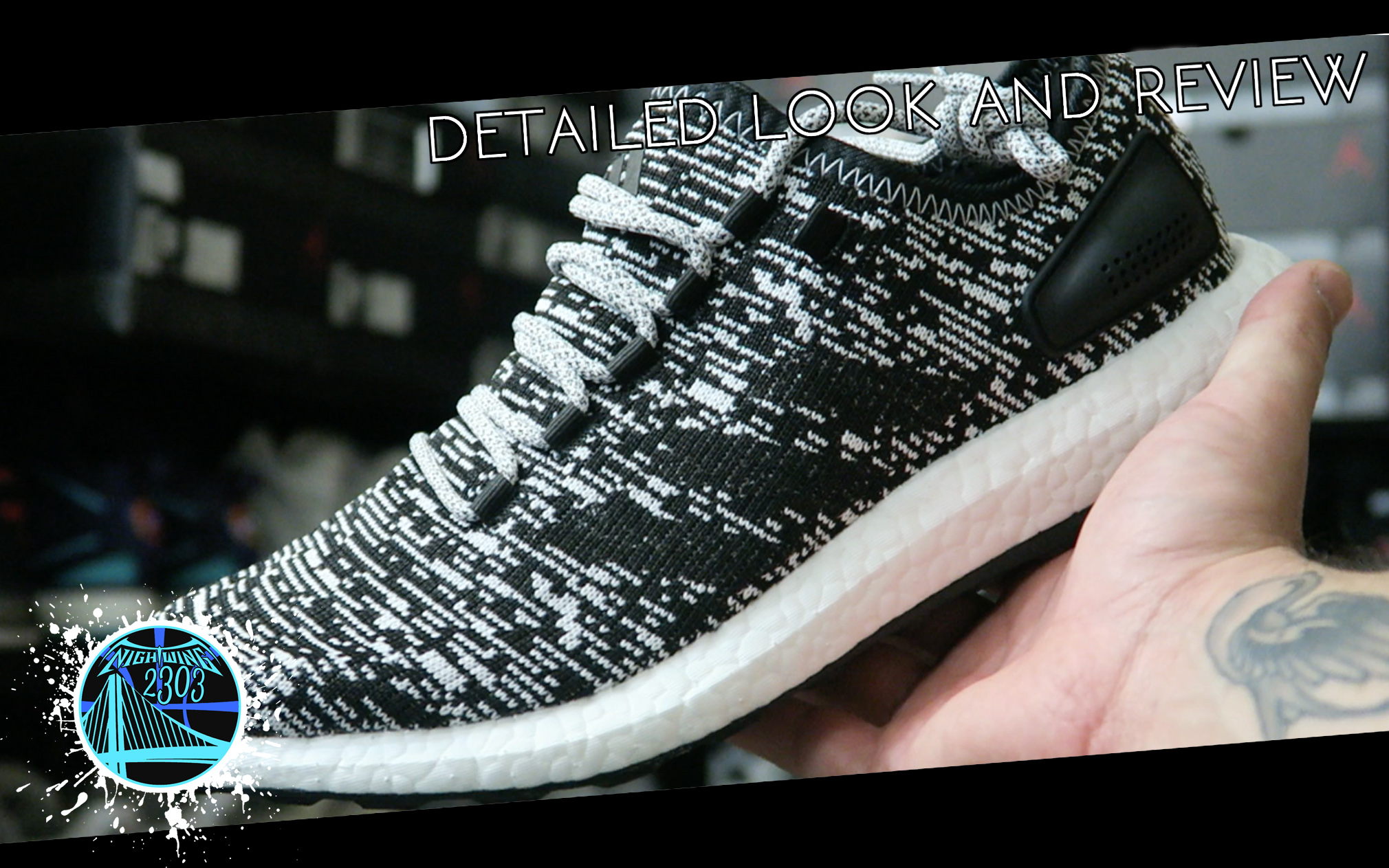 ADIDAS PURE BOOST 2017 RUNNING PERFORMANCE REVIEW