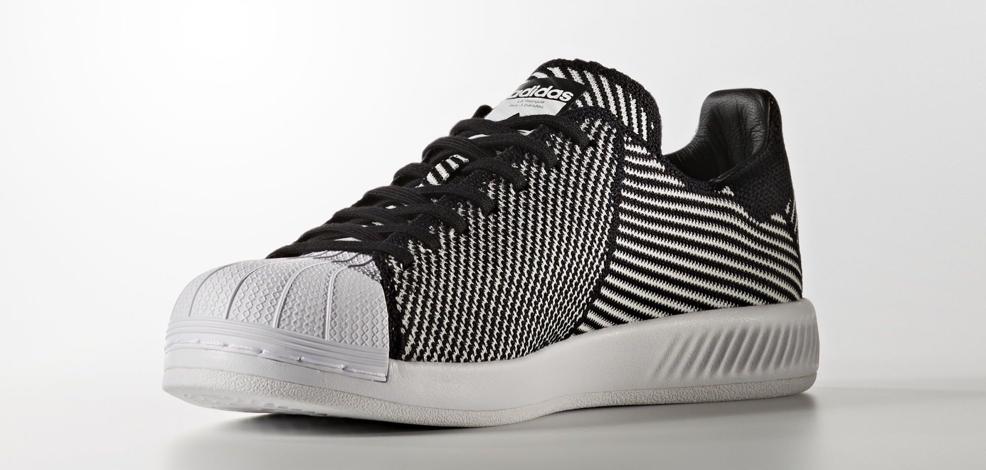 buy online 70ac1 be8c5 The adidas Superstar to Feature Bounce and Primeknit ...