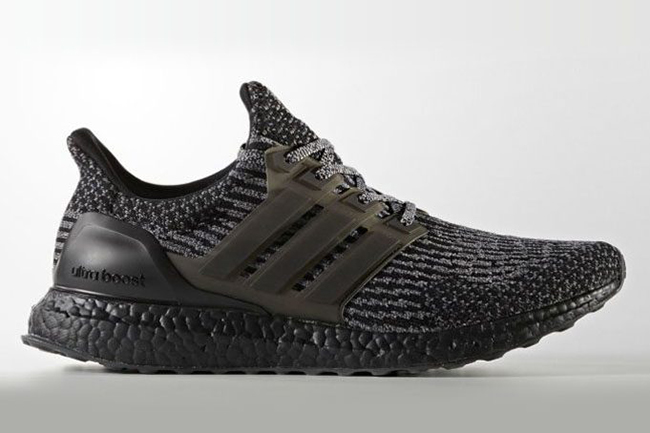 adidas Ultra Boost 3.0 'Black Silver' 1