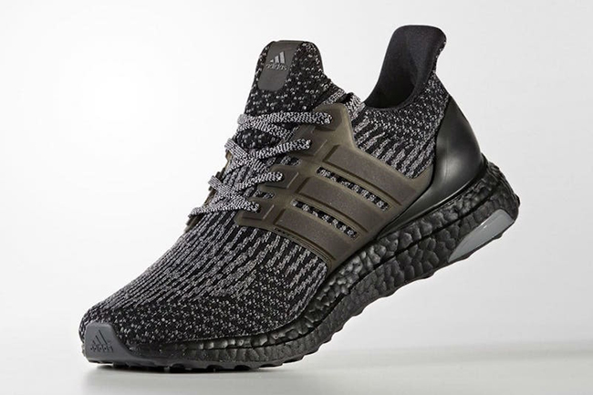 adidas Ultra Boost 3.0 'Black Silver' 2