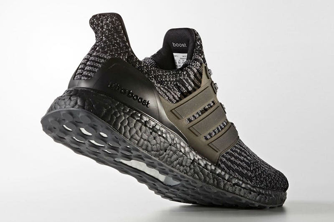 adidas Ultra Boost 3.0 'Black Silver' 3