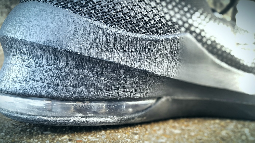 air max infuriate cushioning