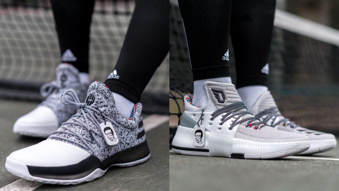 Adidas Harden Vol. Adidas Se Endurecen Vol. 1 Black History Month 1 Mes Negro De La Historia cCrSyll8G