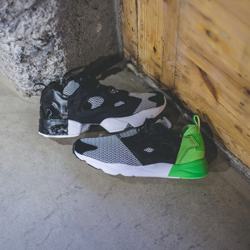 Black Scale and Reebok Launch an InstaPump Fury OG and