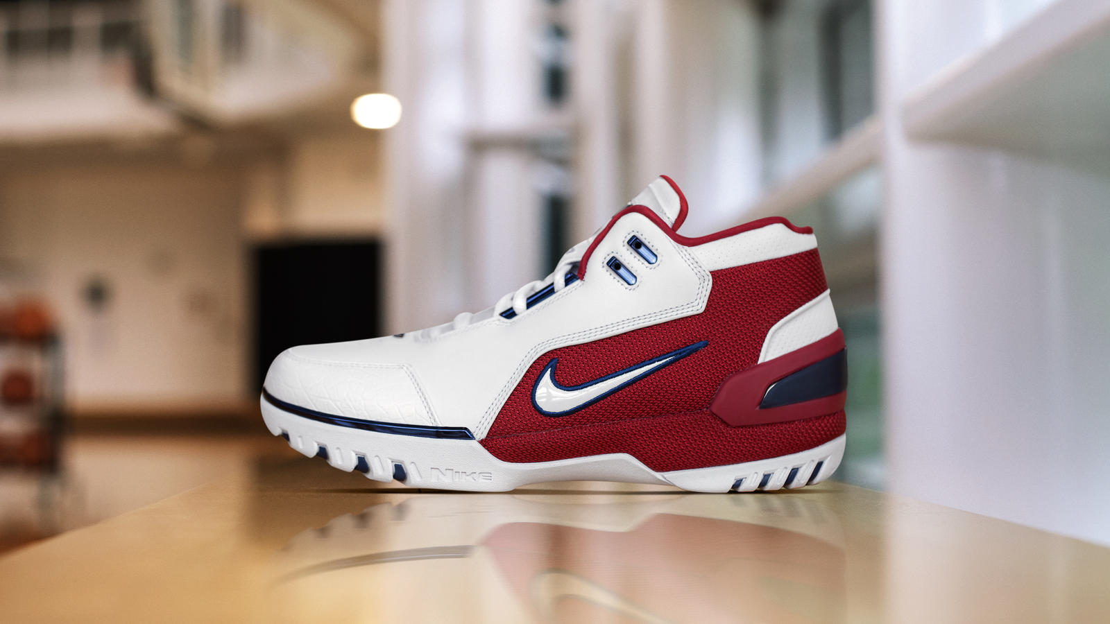 The Nike Air Zoom Generation First Game Arrives This Weekend