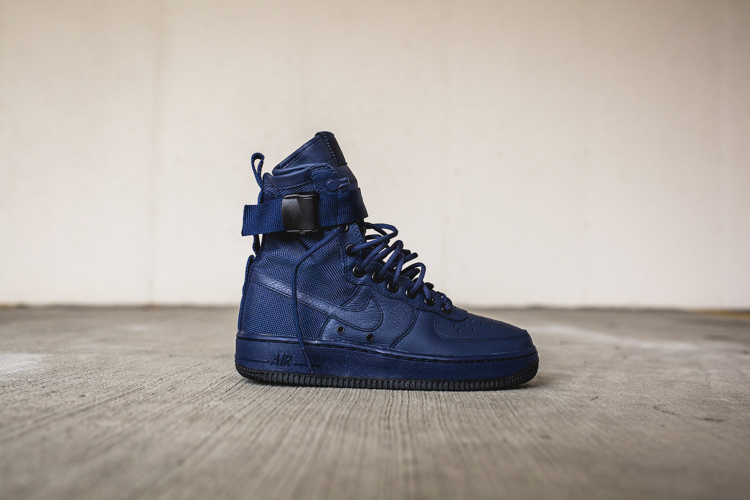 pretty nice a1f36 f6802 The Nike WMNS SF AF1 'Binary Blue' Arrives Tomorrow ...