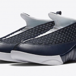 An Official Look at the Air Jordan 15 Retro 'Obsidian'