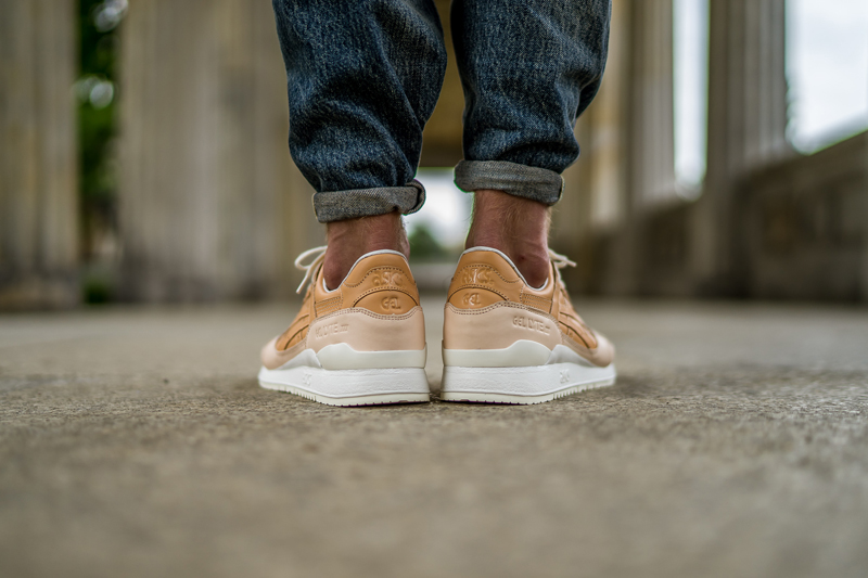 official photos d437e 743f5 The Asics Gel-Lyte III and Gel-Respector Get Dressed Up in ...