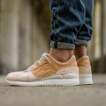 The Asics Gel-Lyte III Veg-Tan is Available Now