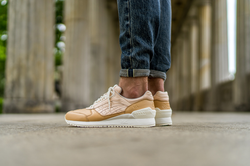 official photos 72c2b 1600b The Asics Gel-Lyte III and Gel-Respector Get Dressed Up in ...