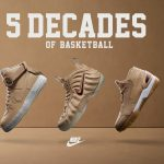 Links to The Nike Sportswear '5 Decades of Basketball' Collection are Available Now