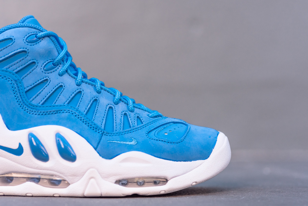 detailed look official supplier 2018 sneakers Nike Air Max Uptempo 97 QS AS - University Blue 4 - WearTesters