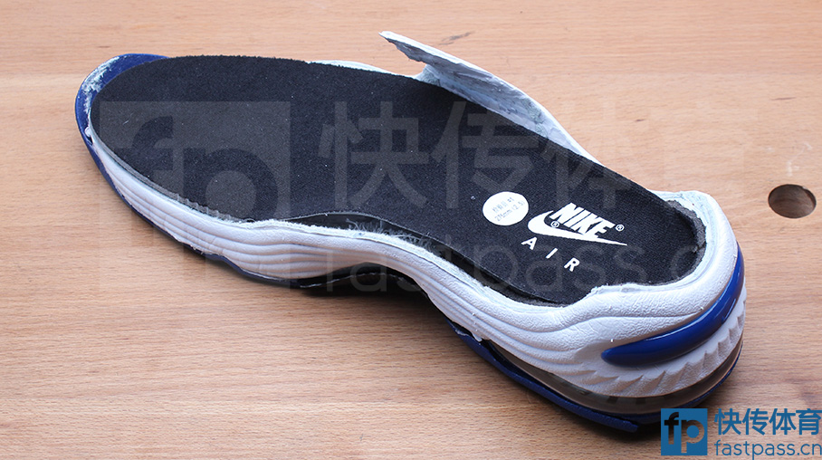 Nike Air Penny 2 Retro Deconstructed 7