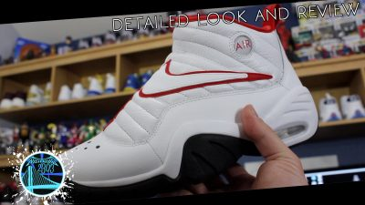 Nike Air Shake Ndestrukt Retro | Detailed Look and Review