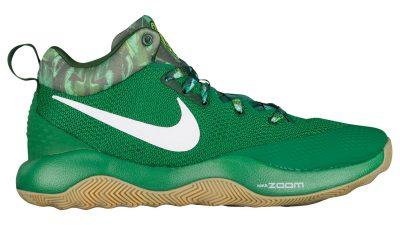 Nike Zoom rev - Pine Green - Side
