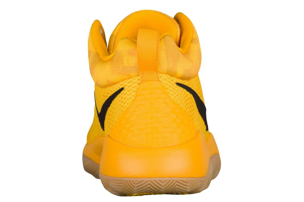 77202053bfd7 nike zoom rev 2017 aaron gordon dunk contest  nike zoom rev tour yellow heel