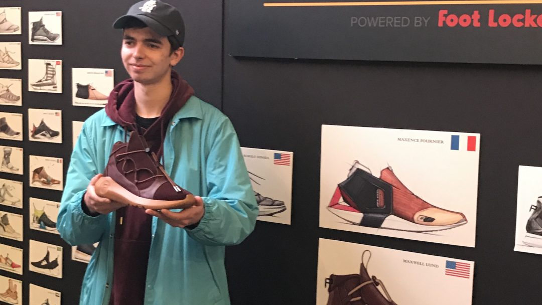 PENSOLE World Sneaker Championship maxwell lund 15