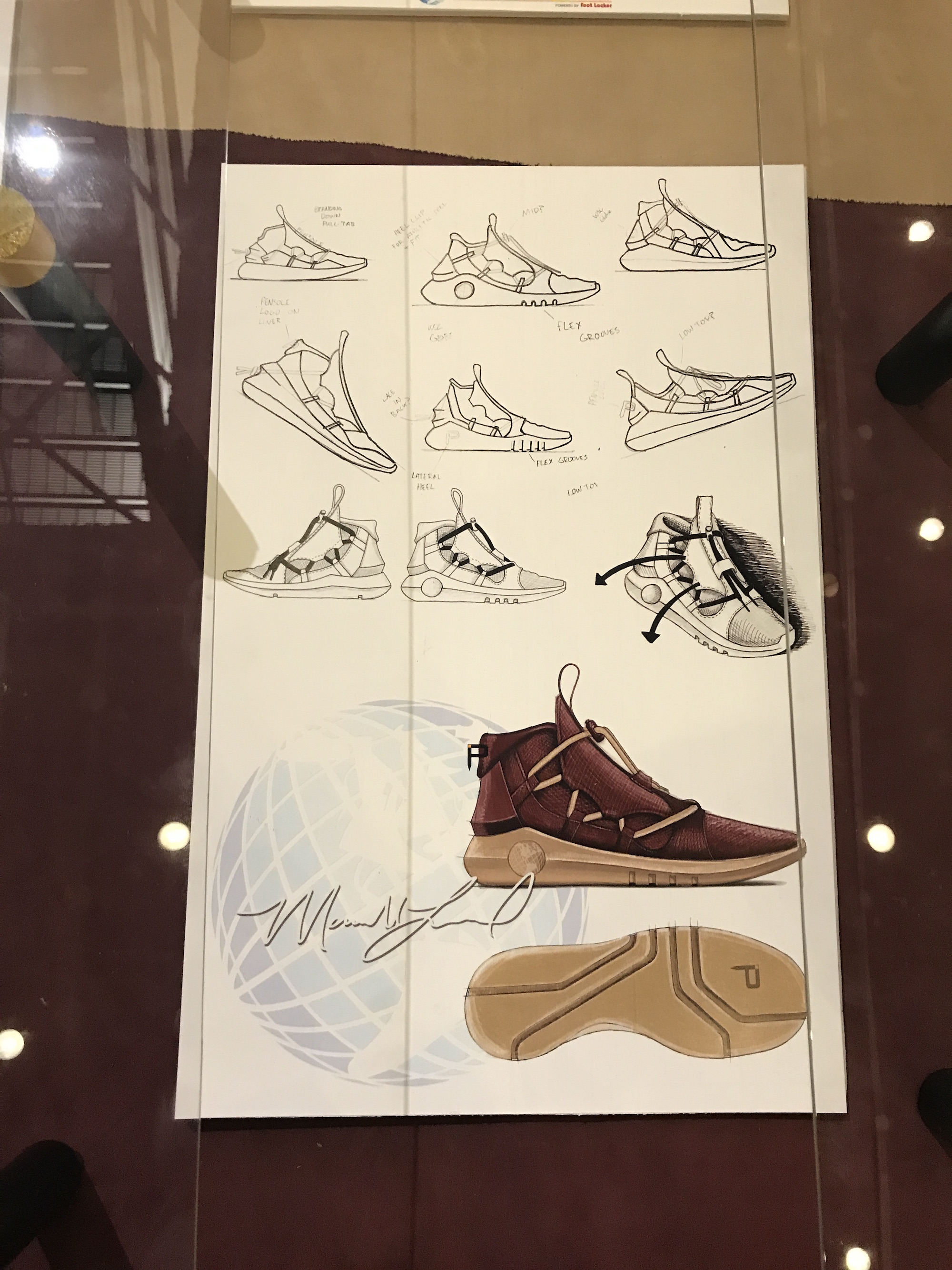 PENSOLE World Sneaker Championship maxwell lund 32