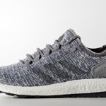 The adidas PureBoost 'Solid Grey' Lands at RevUpSports