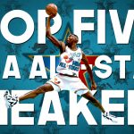 Top 5 Amazing All-Star Sneakers & Moments